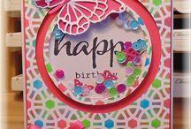 Spinner cards