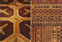 tile and woodwork / tile and woodwork / by Rebecca Washington