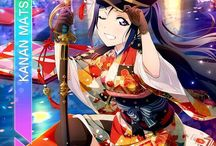lawlajfy / 1. kotori ♡ 2. nico ♧ 3. nozomi ☆