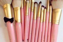 Cute pink stuffs