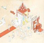 """architecture mobile / """"Construire un objet en mouvement, c'est créer une architecture vivante.""""  Delarozière"""