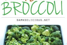 Dad's recipes / Ideas for dad's menu - broccoli inspired / by Laura Shields