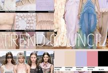 Trend Forecasting 2017 / Colors, Materials, Silhouettes, Details, Accessories and more....