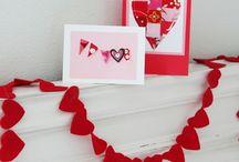Valentine's day / by Stephanie Elliott