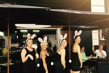 Easter 2015 / Easter Holidays are a time to enjoy the company of family and friends. At Kirramisu we are open ready for you to come in every day and on Easter Sunday we have a surprise visit from the Bunny!!!