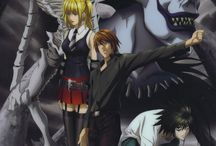 Anime / Death note,