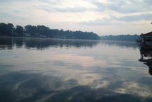 Lake Shafer / Family vacation at Indiana Beach