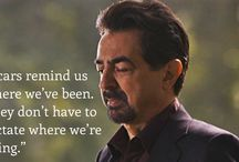 Criminal Minds: Quotes & Memorable Moments / The funny, inspirational and thought-provoking quotes and dialogue that's heard on Criminal Minds,along with memorable moments from the show  / by Heather Harthun