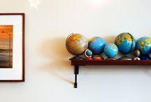 Maps & Globes / by Tacey Burnham