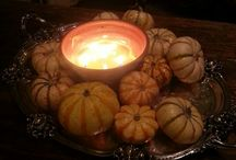 Fall decor / by Ally Phillips