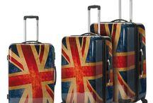Maletas y viajes. Travel the world / Maletas, regalos y equipamiento para viajes