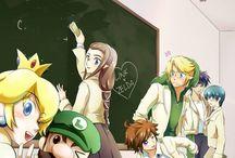 school nintendo