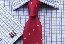 Camisas con corbata