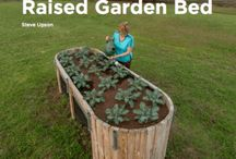 Raised Bed Gardening / Information for various types of raised beds for both hobby and commercial gardening.