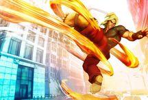 Wallpaper Street Fighter