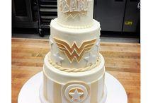 Captain America  Wedding  Theme / by Sonia Torres