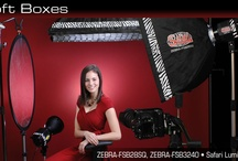 Gear Up Your Studio / Lighting, roller systems, and more for both studio and on-location photographers.