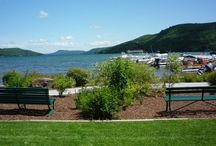 Cooperstown New York / Such a beautiful, scenic, friendly place, stuck in time -- a destination that we just love so much!