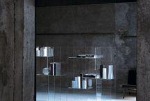Тенденции — невидимая мебель / Вернувшись с выставки из Милана, мы решили опубликовать статью об тенденции, которую увидели там. Наслаждайтесь!!!