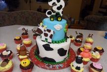 Cakes / by Nicole Maryschak