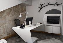 Tasarım çatı kat ofis...