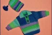 Moje pletení - my knitting