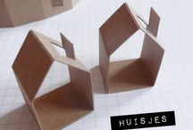 Craft ideas: Cardboard / Things you can make with / from cardboard