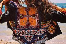 ethnic boho style