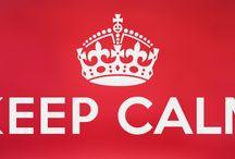 keep calm font