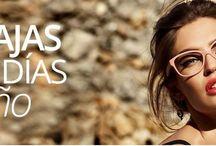 Ofertas y promociones / Aquí encontrarás todas las novedades de las principales marcas, outlet, promociones y descuentos.Todas nuestras gafas son MARCAS ORIGINALES de distribuidores oficiales y se sirven junto a los complementos y documentación que cada marca aporta.  Ver más en www.gafasydesol.com