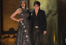 Nefertiti International Fashion Festival / Fashion show in Luxor, Egypt.