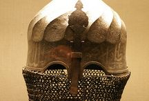 Indian helmets (Only historically accurate) / Mediæval and modern period helmets from Indian subcontinent. Containing Indian, Indo-Persian (Persian influenced northern India), Sikh and Mughal cultures.