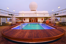 All aboard / Some of the great views of the features on-board cruise ships