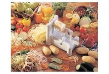 Spiral Vegetable Slicer Fruit Salad Kitchen Salads healthy Food Gift New Party