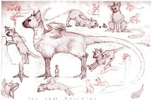 The Last Guardian / Trico The last guardian And things from the game