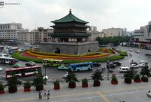 Bell Tower & Drum Tower, Xi'an, China
