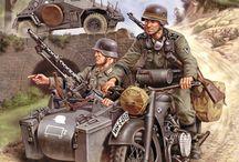 ILUSTRACIONES WW2