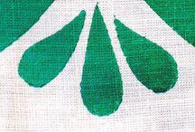 Block printing / Textile prints