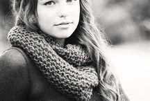 Sweater Girl Photo Shoot
