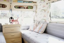 AIRSTREAM LIVING  / by Lisa V. Lupo