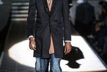 Dsquared2 FW 2013 - La Nouvelle Noir / by Black Male Models