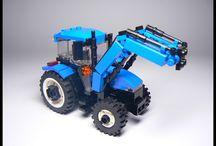LEGO maskiner