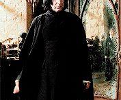 Severus Snape / powerful