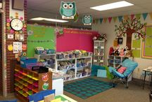 Owl Classroom Theme / Owl decorations and ideas for the classroom.