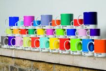 The Original Pantone Mug / Bring style and colour to any home with the iconic Pantone mug.