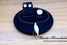 Σετ / Χειροποίητα Κοσμήματα Mario Konstantini -  Jewelry