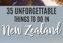 Australie / New Zealand