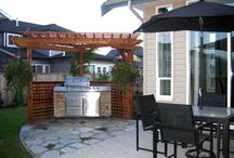 Fire Pits & BBQ Landscaping