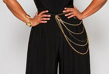 Like a Boss / Shorts, Trousers, Playsuits, Jumpsuits & Swimsuits / by Prima Babirye