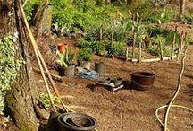 permakulturni zahrada/permacultural gardens